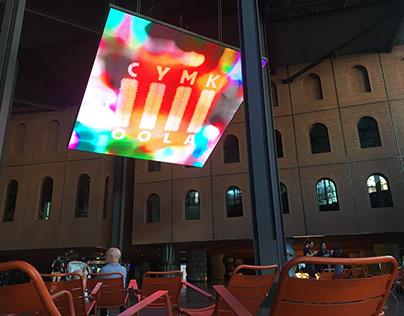Cymkoola at Pantalla del Sol. Azkuna Zentroa. Bilbao'18