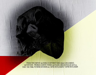 Minimal documentary poster