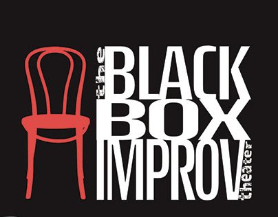 Black Box Improv Theater Promotional Materials