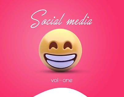 Social media vol - 1