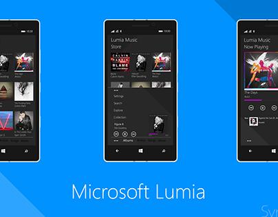 Microsoft Lumia Song