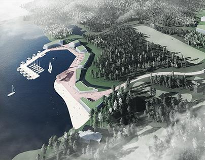 Kinos | Virpiniemi urban space design