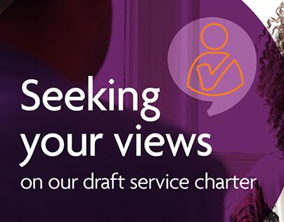 PHSO draft service charter