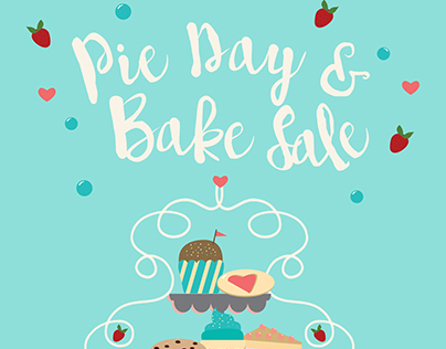Pie Day and Bake Sale 2015