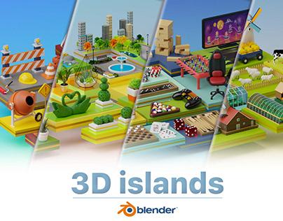 3D islands (part 4)