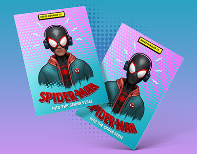 Spider-Man: Into The SpiderVerse   Fan Art