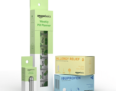 Amazon Basics Packaging