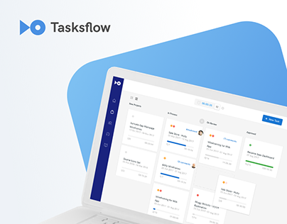Taskflow - Task Manager Design Experience Concept