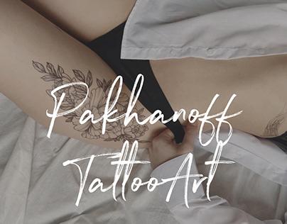 «PakhanoffTattooArt» — online store