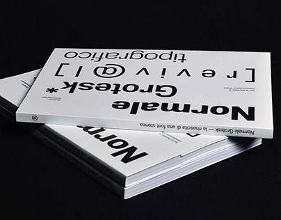 Normale Grotesk Typedesign Project
