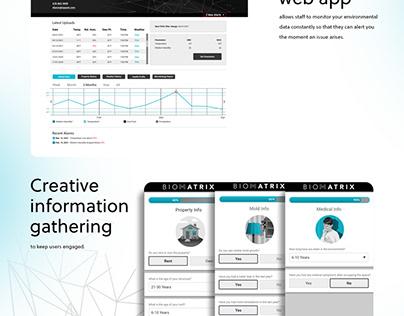 BioMatrix Systems App