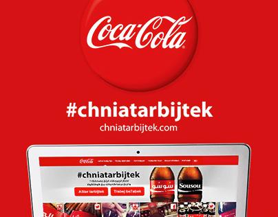 Coca Cola_ Website _ chniatarbijtek.com