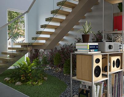 Interior Design - Springtree West Cove