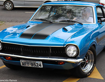 1977 Ford Maverick GT.