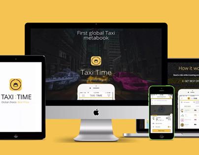 Taxi Time - App & Website