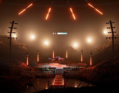 Lighting Virtual Show - Test New System