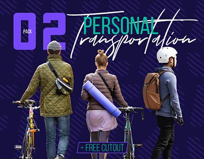 Personal Transportation Cutouts
