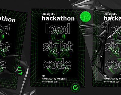 HACKATHON - Branding