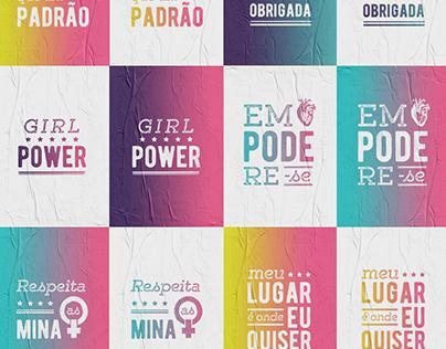 Empoderamento Collection :: Product Design