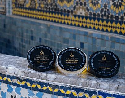 Morocco Medina - Packaging Design & Photography