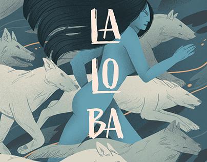 La Loba comic