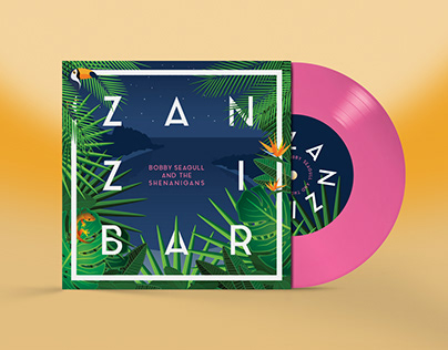 "Zanzibar 7"" Vinyl"
