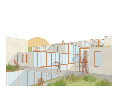 Proyecto Lugar - Master Plan Manitas (Ejercicio 2)
