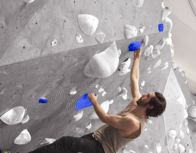 Augmented Reality Bouldering