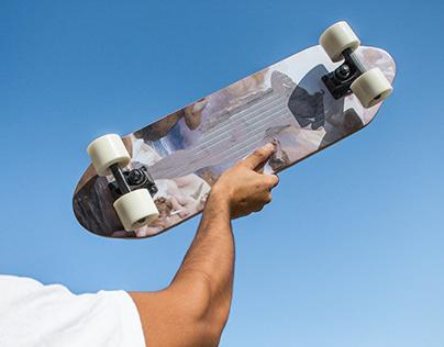Venus skateboard