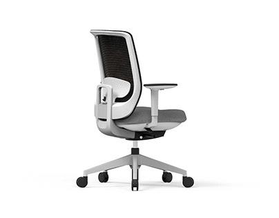 TRIM, the new ergonomic staff chair