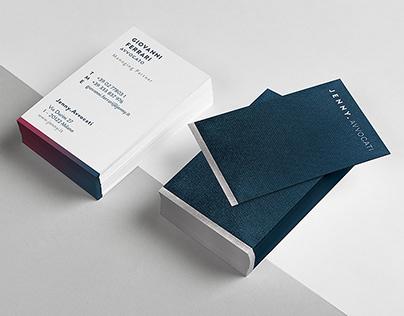 Jenny Avvocati | Branding