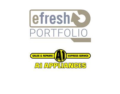 Social media graphic. Client: A1 Appliances