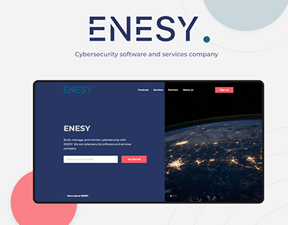 ENESY - website