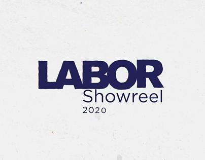 Labor Showreel 2020