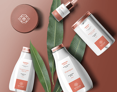 Ameize - Rebrand & Packing