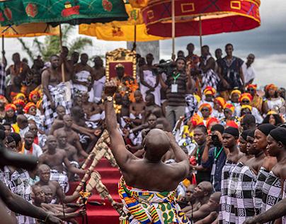 Nana Ofori Attah 75 anniversary