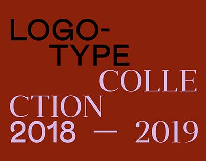 Logo collection 2018–2019