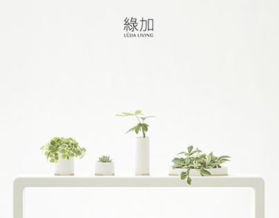 LÜJIA | Flower Pot