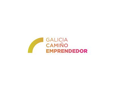 Galicia Camino Emprendedor - Brand, event