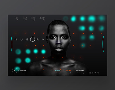 Nu Tech Ui Design For Your Inspiration