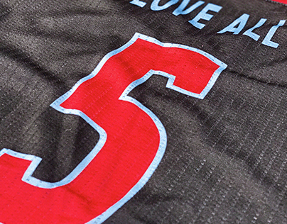 LMU Basketball Social Justice Jersey