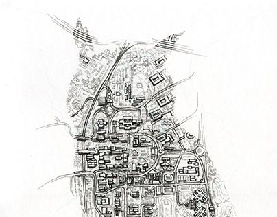 Kovsies Location Drawing