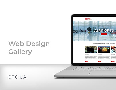 Web Design Gallery. DTC.