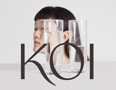 Koi. Intimidad y agua