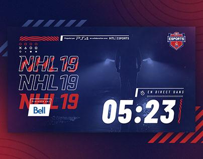 NHL19 Stream (2019)