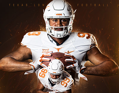 2018 Texas Longhorns Recruiting/Former players Graphics