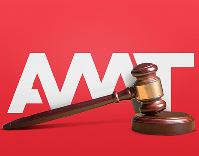Logo «AMT» redesign