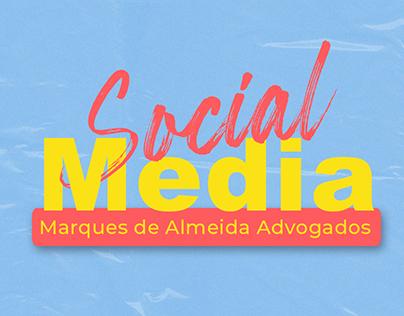 Social Media - Marques de Almeida Advogados