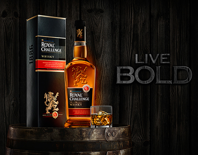 Royal Challenge Whisky (Product Campaign 2015)