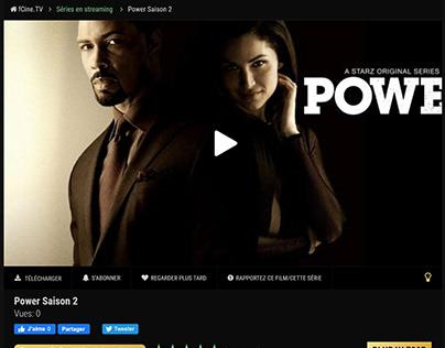 Power Saison 2 streaming vf | fCine.TV